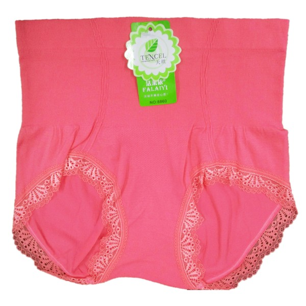 Tencel Panty-8860 Pink Rose