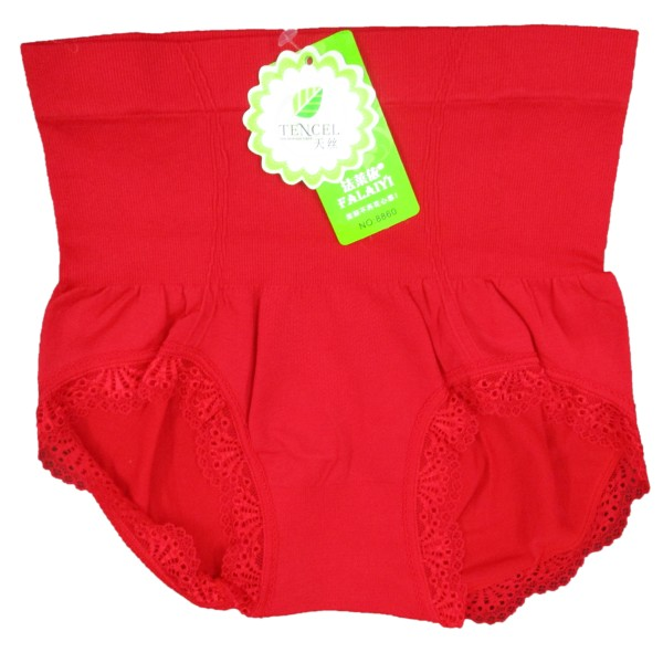 Tencel Panty-8860 Red