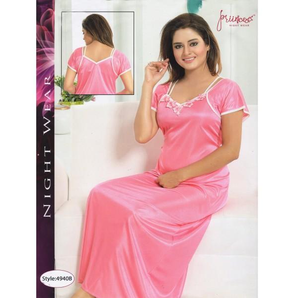 Fashionable One Part Nighty- 4940 B