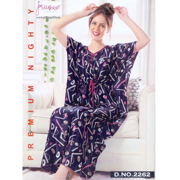 Fashionable One Part Kaftan-2262
