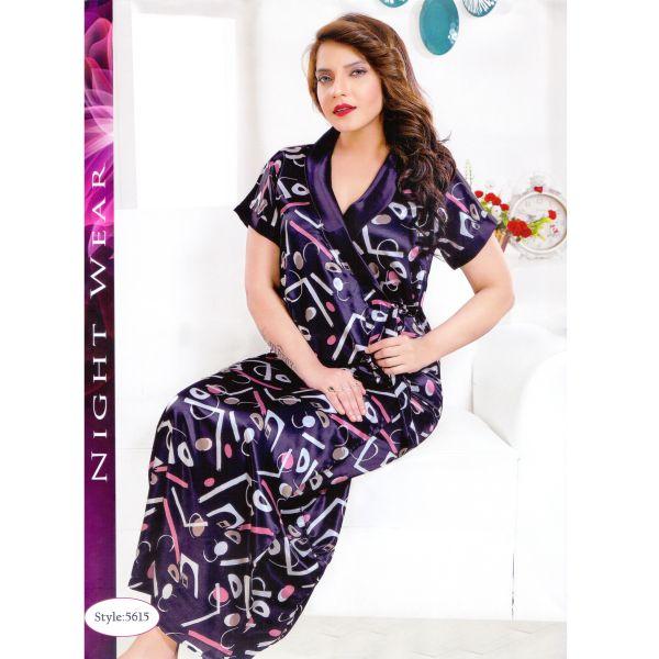 Fashionable One Part Kaftan-5615