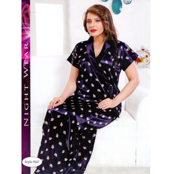Fashionable One Part Kaftan-5617