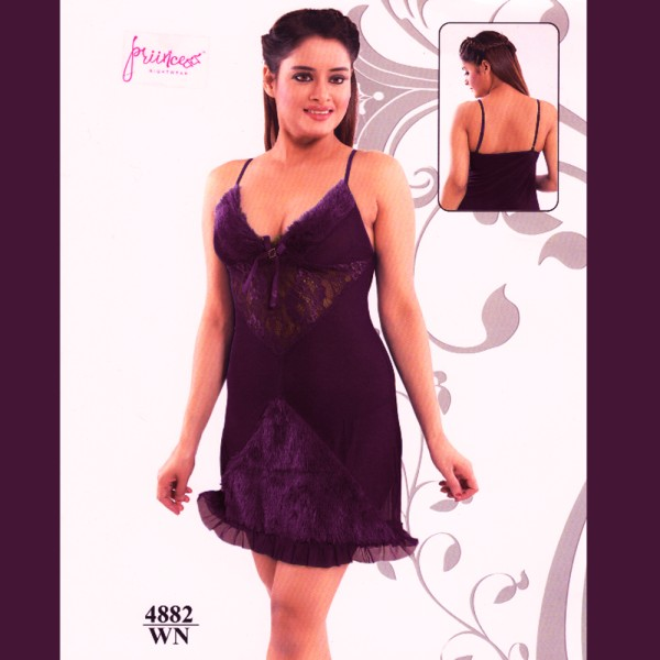 Fashionable Hot Nighty-4882 WN
