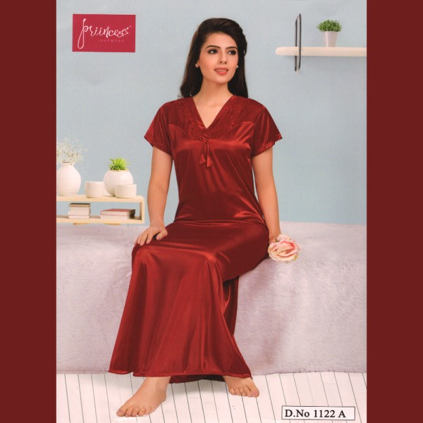 Fashionable One Part Nighty-1122 A