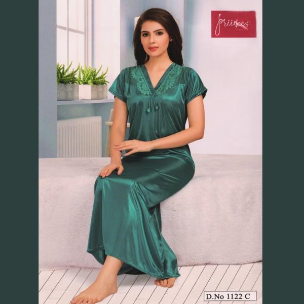 Fashionable One Part Nighty-1122 C