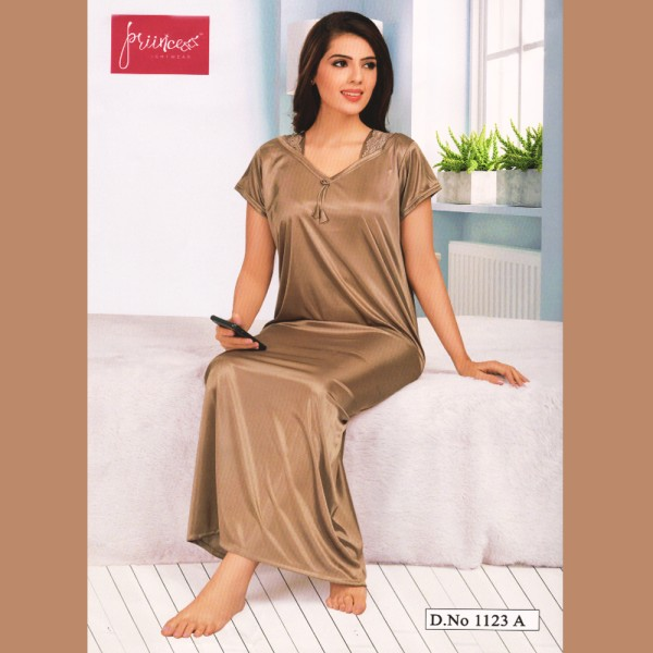 Fashionable One Part Nighty-1123 A
