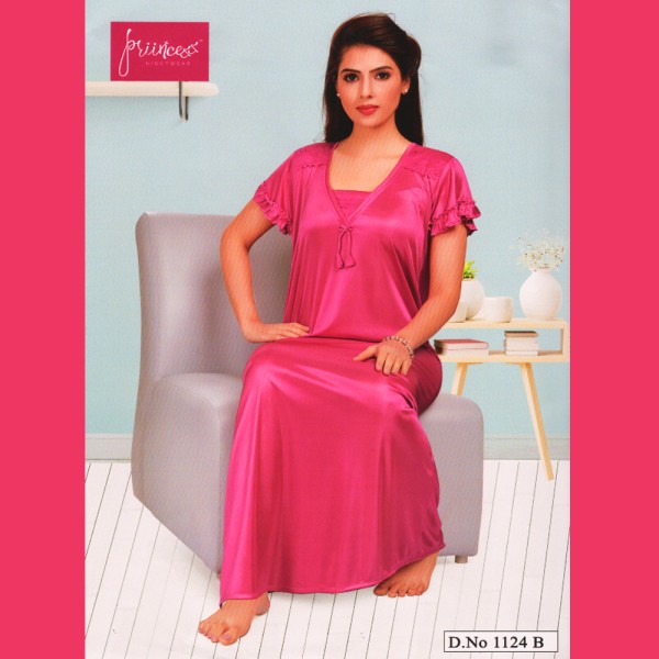 Fashionable One Part Nighty-1124 B