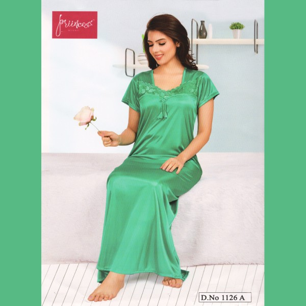 Fashionable One Part Nighty-1126 A