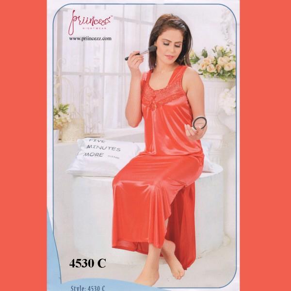 Fashionable One Part Nighty-4530 C