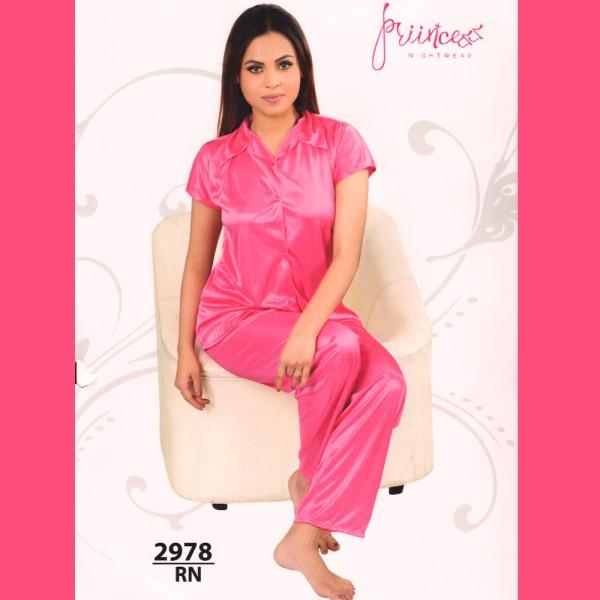 Fashionable Satin Divider-2978 RN