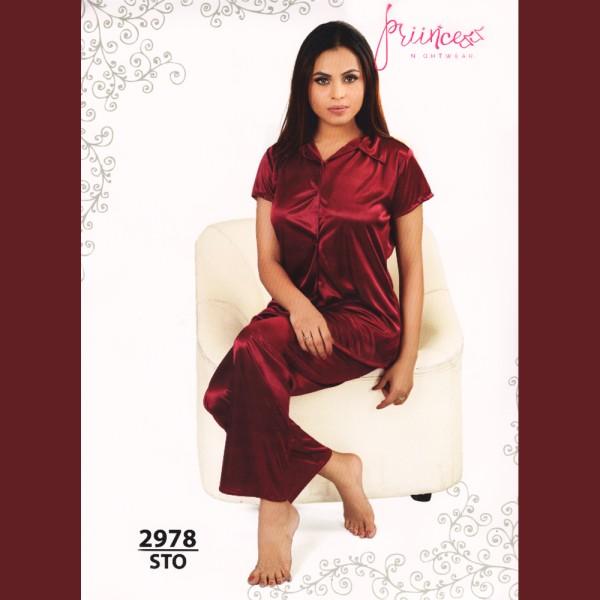Fashionable Satin Divider-2978 STO