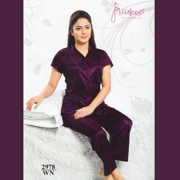Fashionable Satin Divider-2978 WN