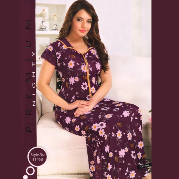 Fashionable One Part Nighty-1146B