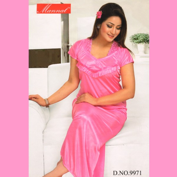 Fashionable One Part Nighty-9971