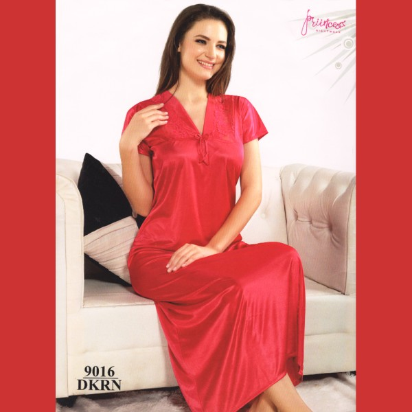 Fashionable One Part Nighty-9016 DKRN
