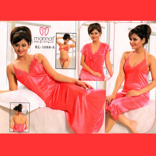 Fashionable Six Part Nighty-1088 A